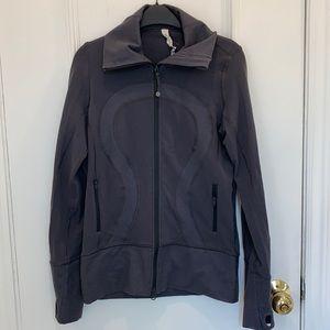 Lululemon Gray Zip Up Sweater Size 4